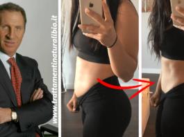 Dieta pancia piatta del Dottor Nicola Sorrentino meno 2 taglie in 7 giorni