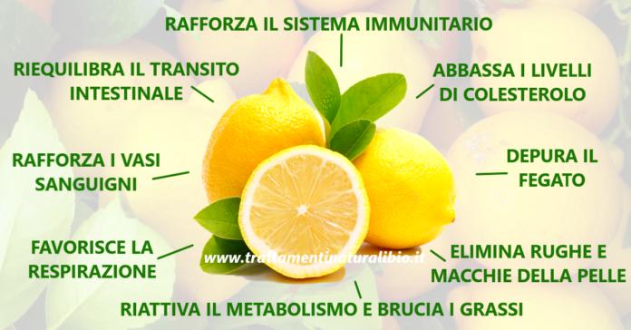 Gli incredibili benefici del limone: ecco perché dovresti mangiarlo tutti i giorni