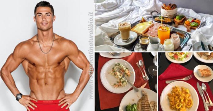 La dieta di Cristiano Ronaldo: cosa mangia il campione? Ecco il suo segreto