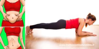 Plank: l'esercizio addominale di un minuto che è 1000 volte più efficace di altri
