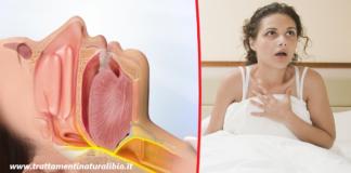 Roncopatia cronica e apnee notturne: ecco i rimedi naturali più efficaci
