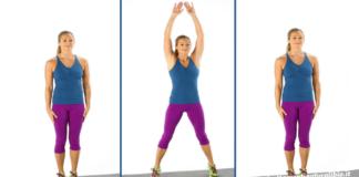 Jumping jack: l'esercizio tonificante contro la cellulite 1000 volte più efficace di altri
