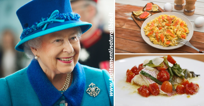 La dieta della Regina Elisabetta II: menu e il segreto della sua longevità