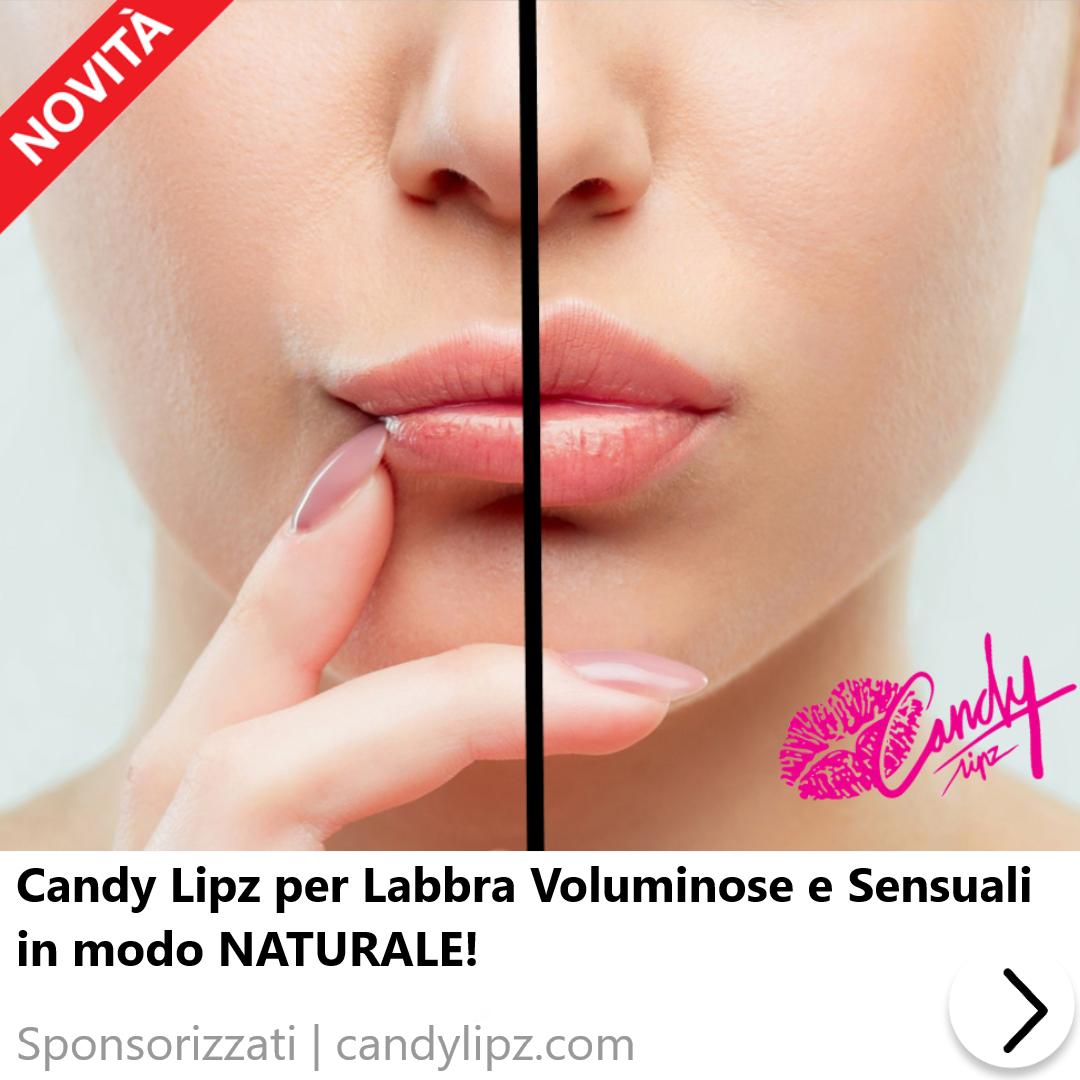CandyLipz rimpolpante labbra funziona
