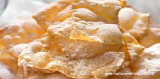 Chiacchiere di carnevale: ricetta originale e segreti per farle leggere e friabili