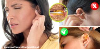 Come pulire le orecchie per eliminare tutto il cerume in modo efficace