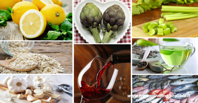 17 alimenti che fluidificano il sangue prevenendo trombosi ed embolie