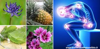 Antinfiammatori naturali: ecco quali sono i più potenti dall'effetto immediato