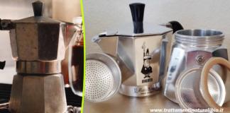 Come pulire a fondo la moka con rimedi naturali semplici ed efficaci