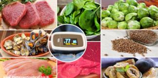 Ecco tutti gli alimenti che aumentano i livelli di ossigeno nel sangue
