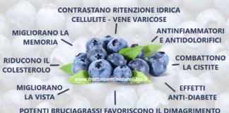 Gli incredibili benefici dei mirtilli: 10 motivi per mangiarli più spesso