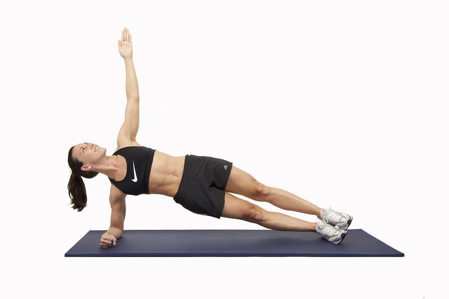 7 semplici esercizi mirati per snellire il girovita in pochi giorni