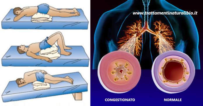 Tecniche infallibili per eliminare tutto il catarro nei polmoni e respirare meglio
