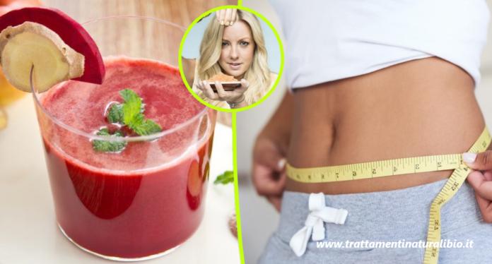 La bevanda snellente Metabolic Booster della nutrizionista Lola Berry